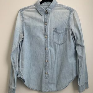 Chambray Button Down by the Gap
